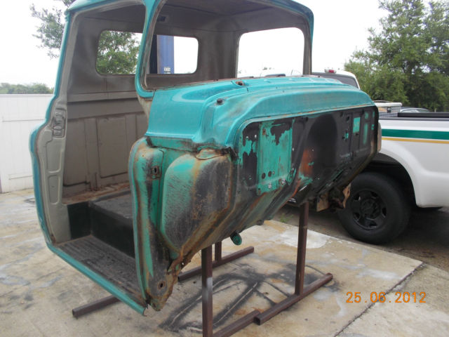 Chevy Fort Myers >> 1959 CHEVY TRUCK APACHE FRAME OFF RESTORATION - Classic ...