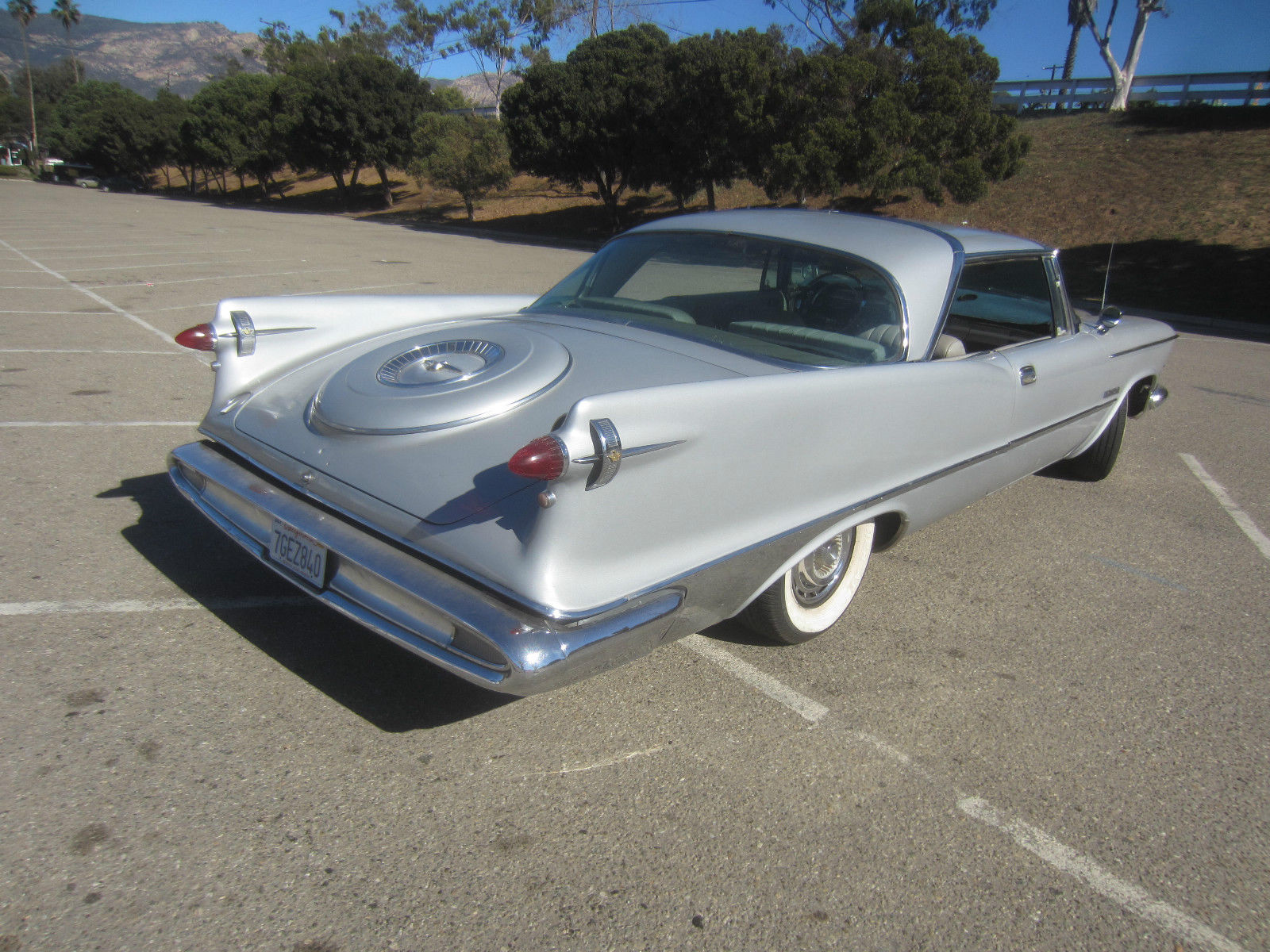 1959 Chrysler Crown Imperial 2-Door Hardtop Southampton Coupe 1957 1958 1960 - Classic Chrysler ...