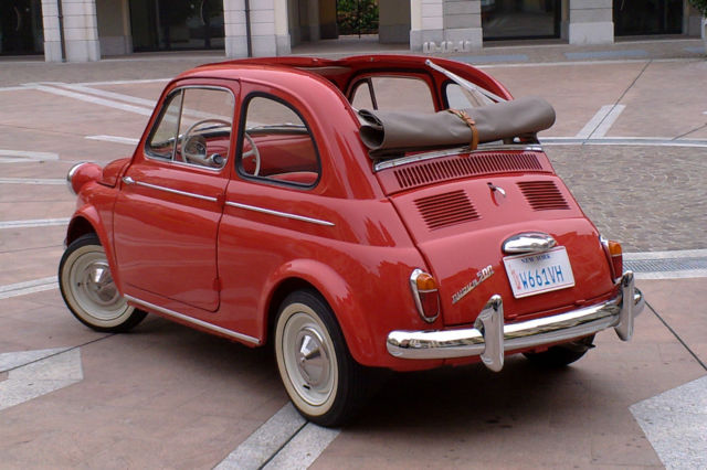1959 fiat 500 n us version very rare classic fiat 500 1959 for sale. Black Bedroom Furniture Sets. Home Design Ideas
