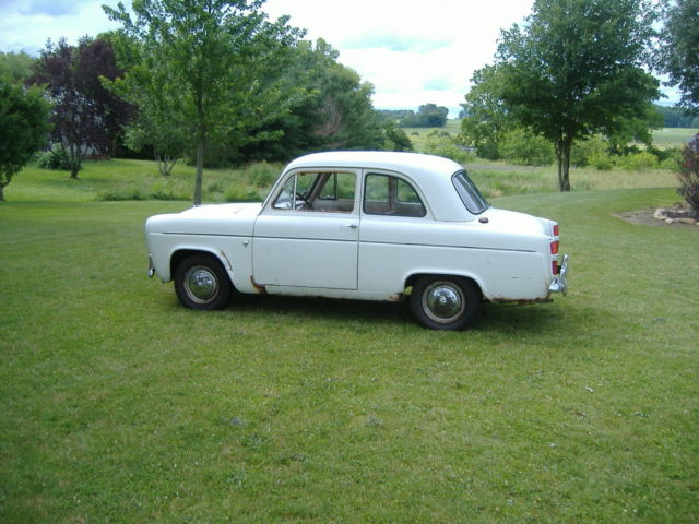 1959 Ford Anglia Original Condition And Paint No Reserve