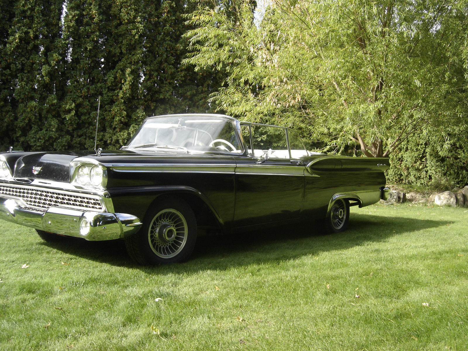 Photo likewise  additionally Ford Galaxie Skyliner Retractable Rhd besides Ford Galaxie further . on 1959 ford fairlane 500