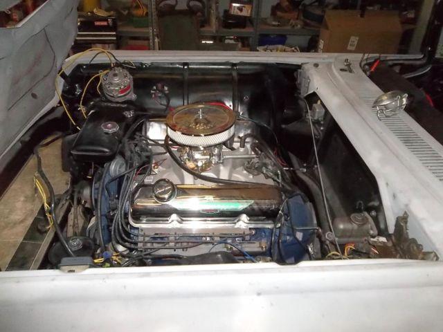 1959 ford thunderbird new motor transmission frame off for New motor and transmission