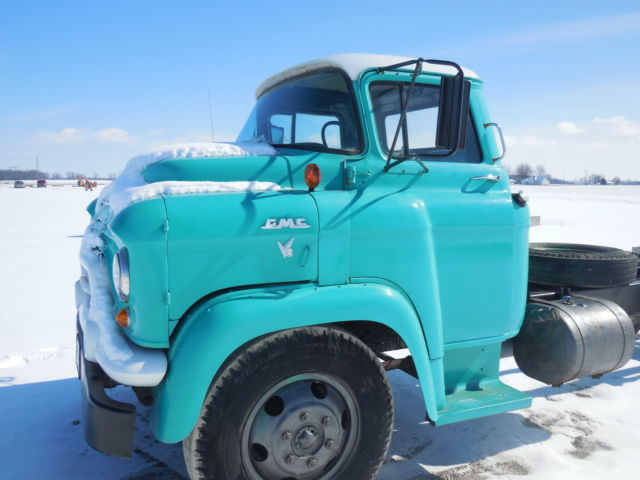 1959 GMC COE Truck - Classic GMC Other 1959 for sale