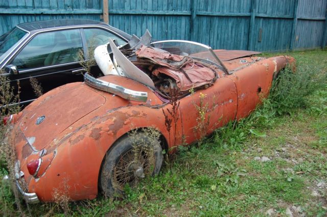 Mga parts for sale