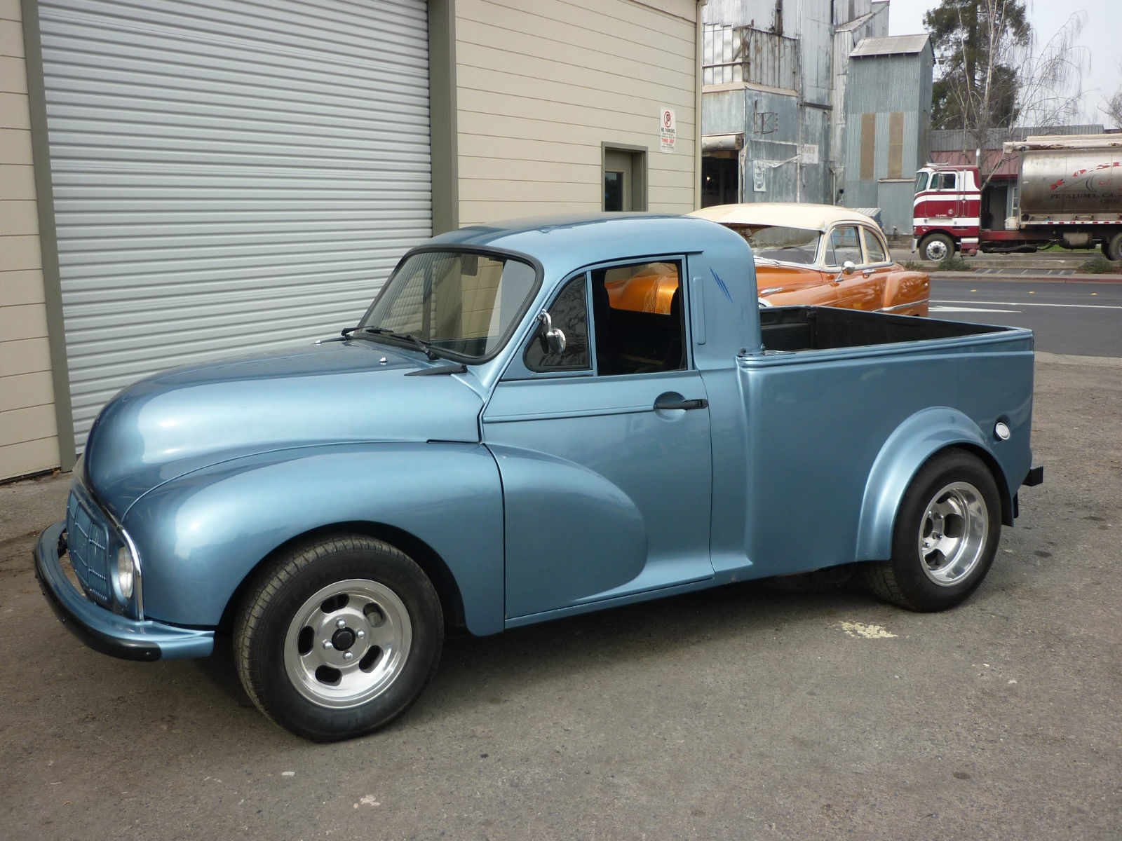 1959 Morris Minor Pickup Truck Hot Rod Custom Mini Austin Turbo