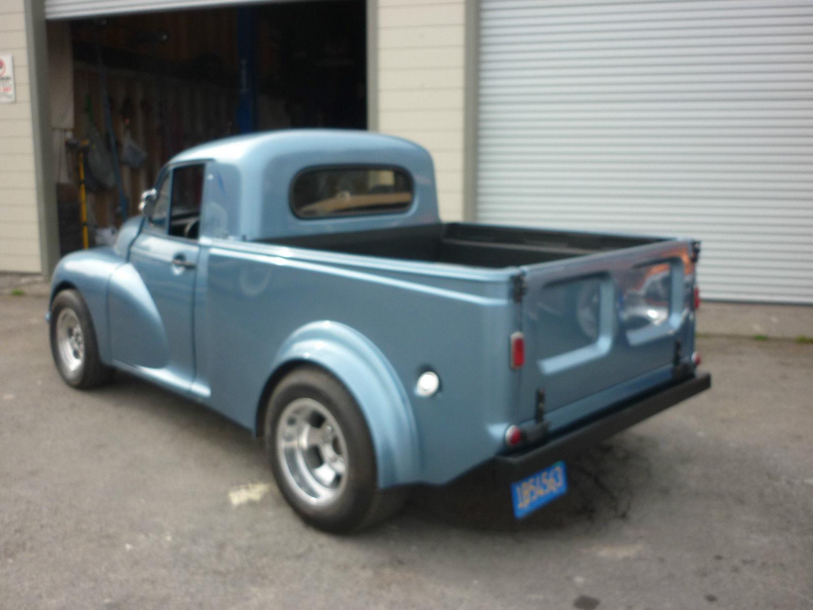 1959 MORRIS Minor Pickup Truck HOT ROD Custom Mini Austin ...