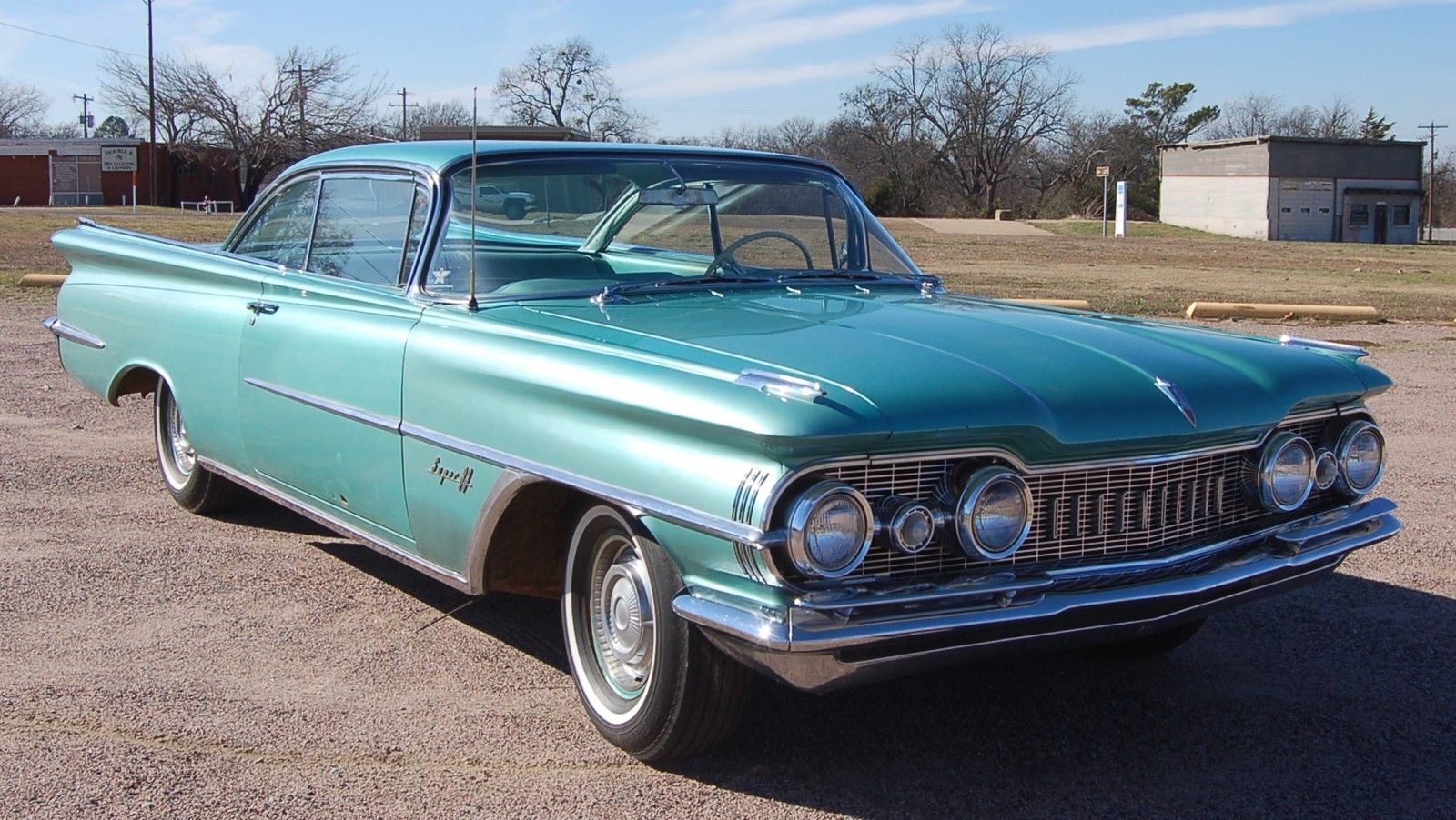 1959 Olds Super 88 394 V 8 Automatic Rebuilt Power