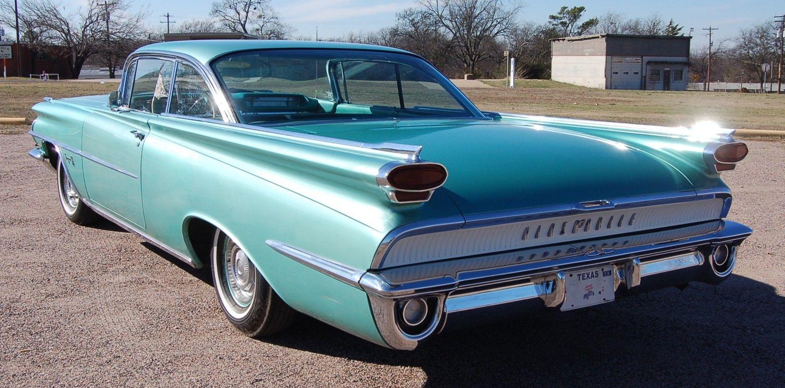 1959 olds super 88  394 v