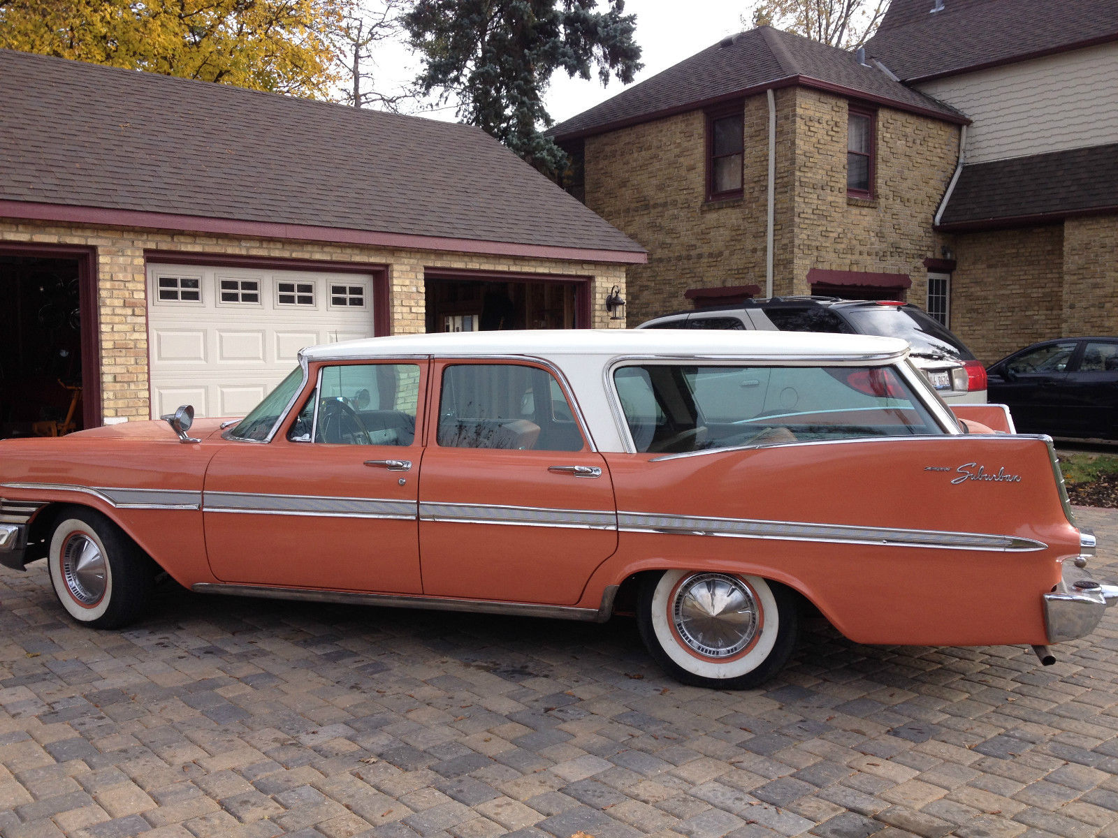 1959 Plymouth Suburban Sport Classic Plymouth Other 1959