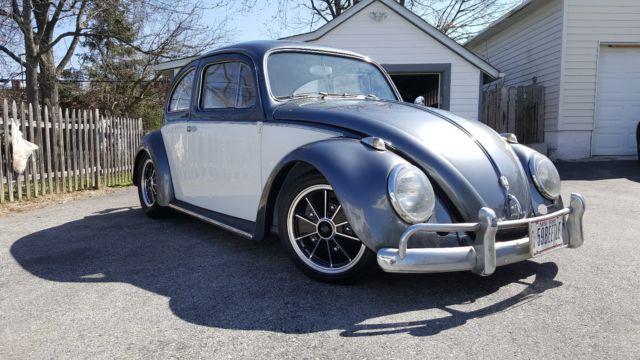 vw beetle bug restored resto mod cal  classic volkswagen beetle classic   sale