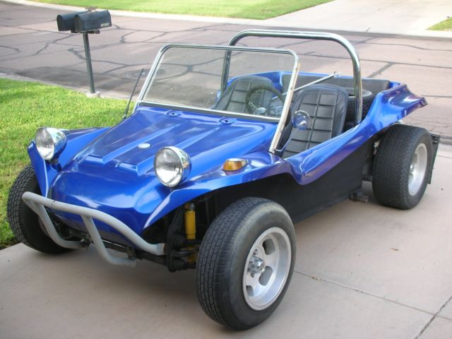 1959 vw manx style dune buggy classic volkswagen other 1959 for sale. Black Bedroom Furniture Sets. Home Design Ideas