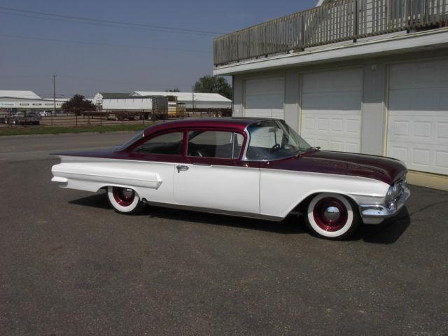 Belair Auto Auction >> 1960 60 Chevy Chevrolet Biscayne Bel air impala 307 700R4 Auto 348 tri power - Classic Chevrolet ...