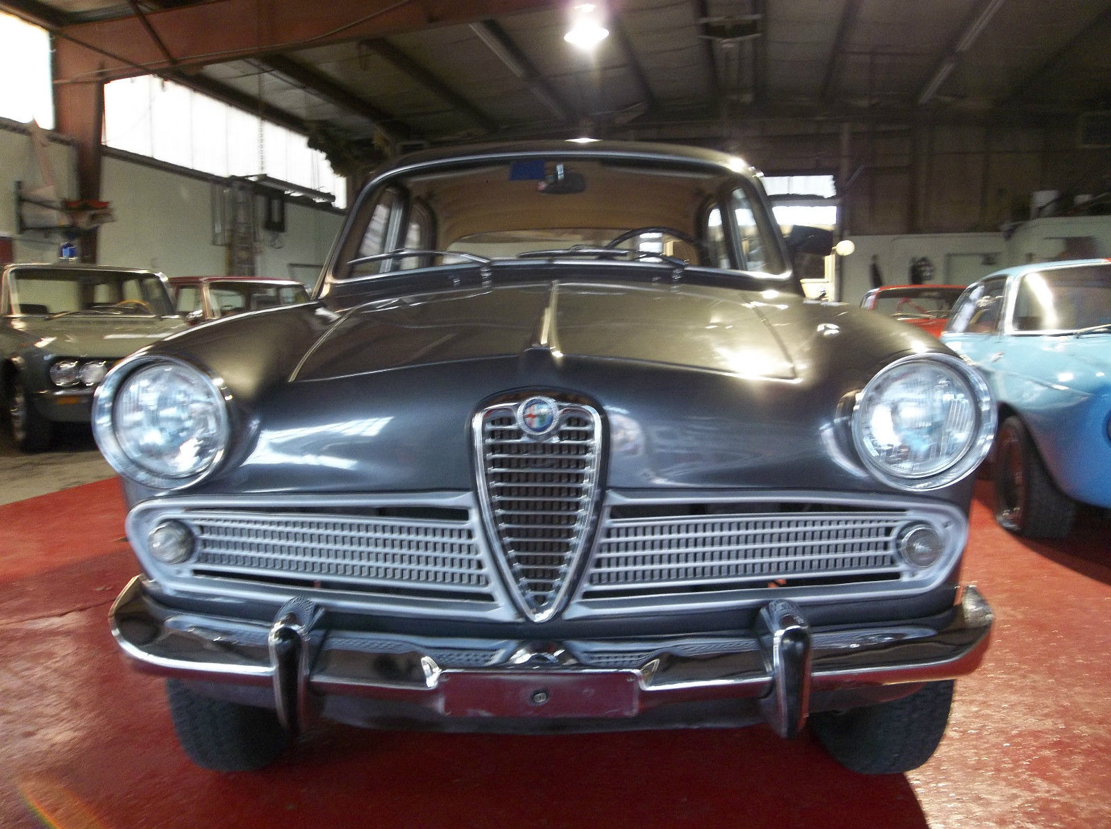 ALFA ROMEO Giulietta TI Classic Alfa Romeo Other For Sale - 1960 alfa romeo giulietta for sale