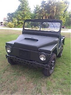 1960 amc military mighty mite m422 military jeep classic amc other 1960 for sale. Black Bedroom Furniture Sets. Home Design Ideas