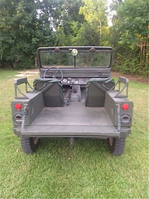 Military Jeeps For Sale >> 1960 AMC Military Mighty Mite M422 - Military Jeep - Classic AMC Other 1960 for sale