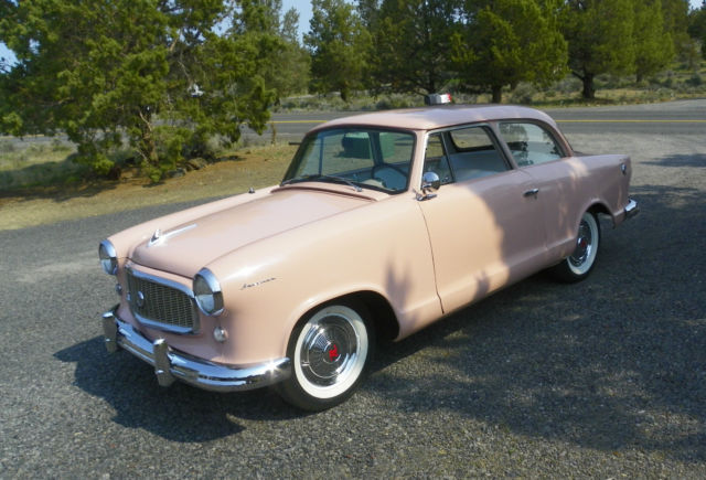 American Motors Rambler Door Sedan Classic Pinky