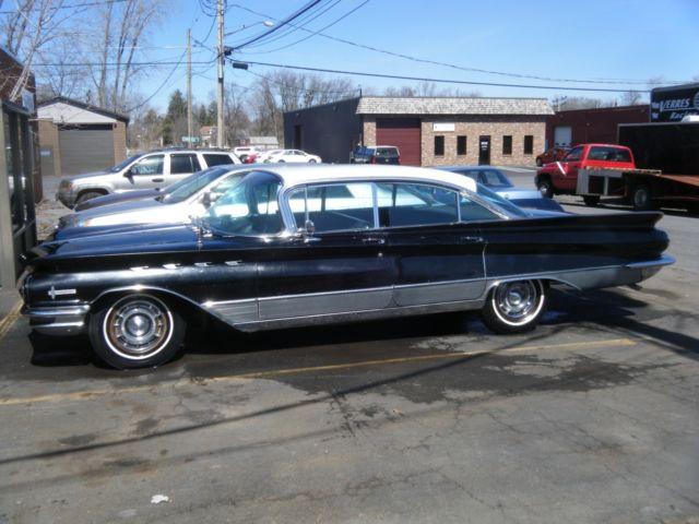 Buick Electra Rare Like Limited Cadillac Pontiac Chevrolet on 1960 Buick Lesabre Interior