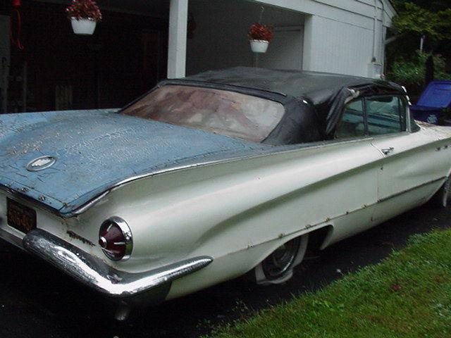 Buick Invicta Convertible on 1960 Buick Lesabre Interior