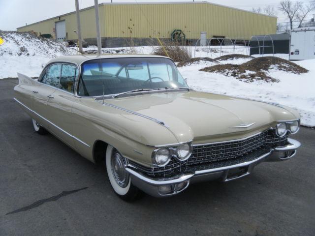 Beaumont Cadillac Tires U003eu003e 1960 Cadillac! Beautiful Car !!! LOOK FINS!