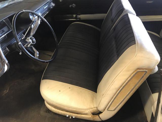 1960 cadillac coupe 62 series nice interior decent parts car or restore classic cadillac. Black Bedroom Furniture Sets. Home Design Ideas