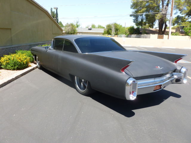 1960 Cadillac Coupe De Ville Pro Touring Rat Rod Custom