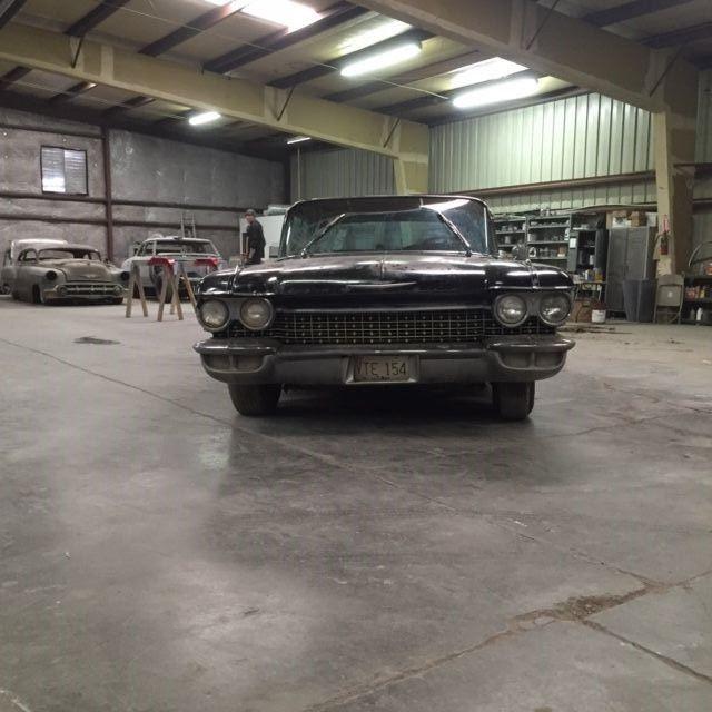 1960 Cadillac Fleetwood Custom Hot Rod Classic Hemi Bagged