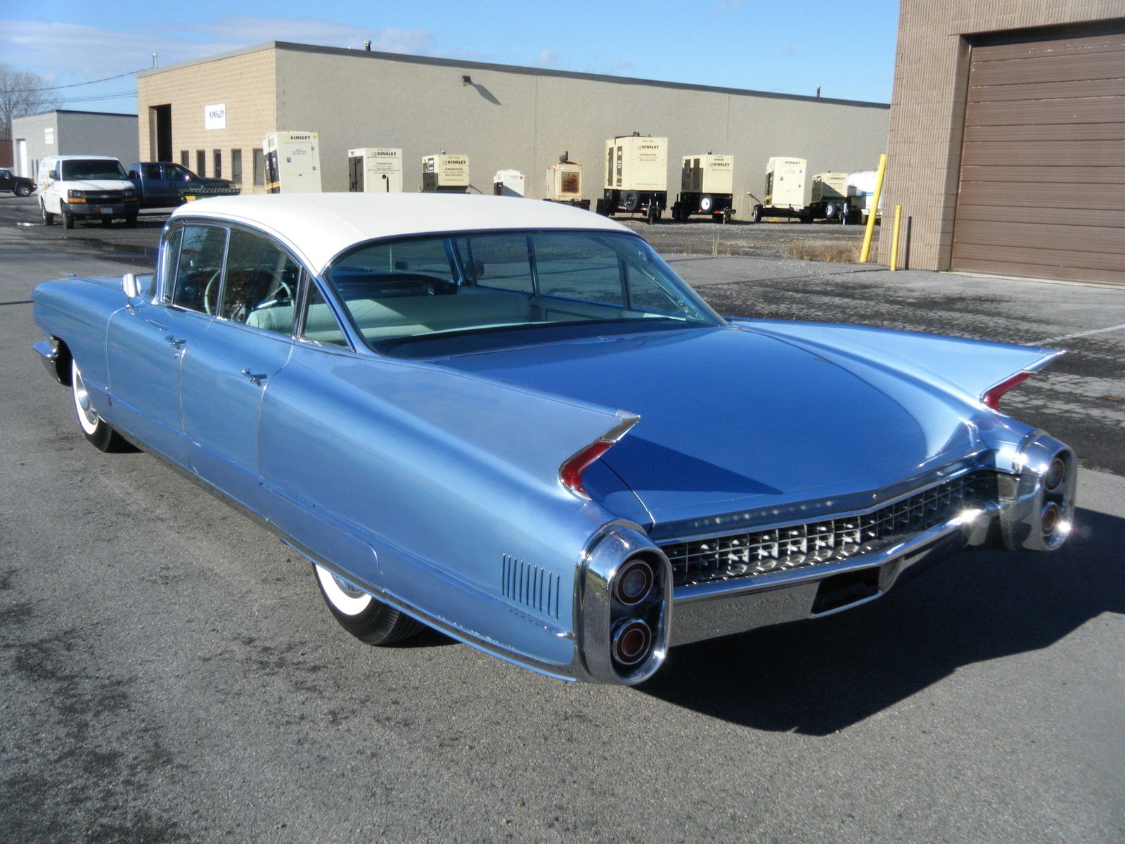 1960 Cadillac Fleetwood Rare Special Order car! listing 1951 & 1959