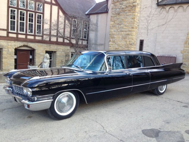 1960 Cadillac Fleetwood Series 75 Limousine - Excellent