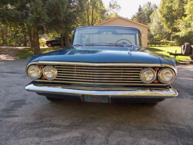 1960 Chevrolet El Camino Mild Custom - Classic Chevrolet El
