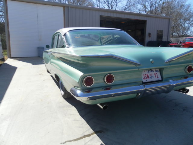 1960 Chevy Biscayne With 348 Ci Motor Classic Chevrolet