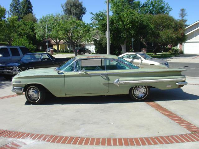 1960 chevy impala 1 owner original paint 1959 1961 1958 1962 1963 1964 1965 1967 classic. Black Bedroom Furniture Sets. Home Design Ideas