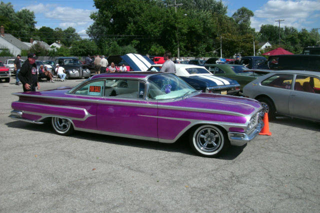1960 Chevy Impala Custom Lowrider Hot Rod Street Rod Rat Rod Kustom