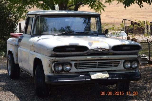 1960 chevy truck classic chevrolet c 10 1960 for sale. Black Bedroom Furniture Sets. Home Design Ideas