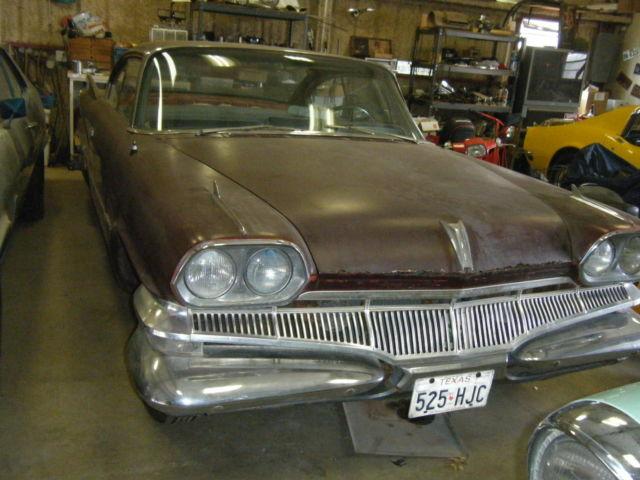 1960 Dodge Dart Phoenix 2 Dr Hardtop Quot Rare Quot No Reserve
