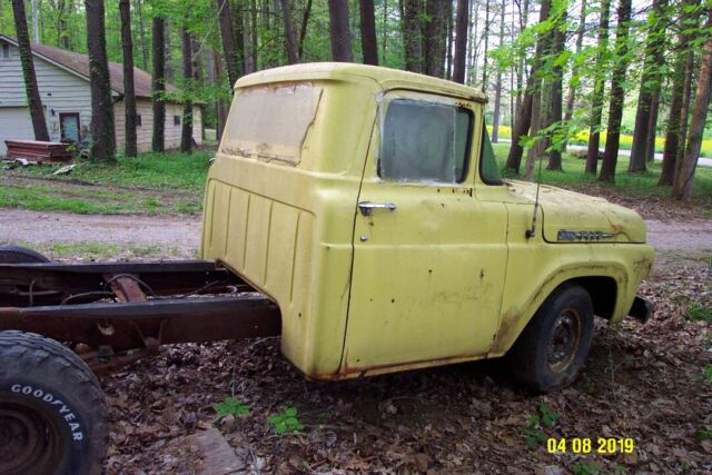 1960 ford f 100 pickup truck classic ford f 100 1960 for sale. Black Bedroom Furniture Sets. Home Design Ideas