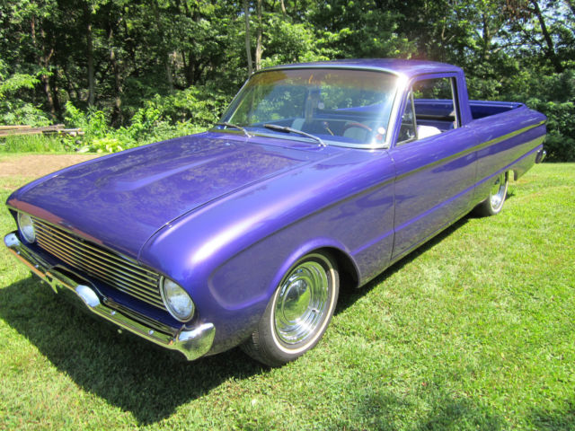 1960 Ford Falcon Ranchero Custom ClassicTruck - Classic Ford