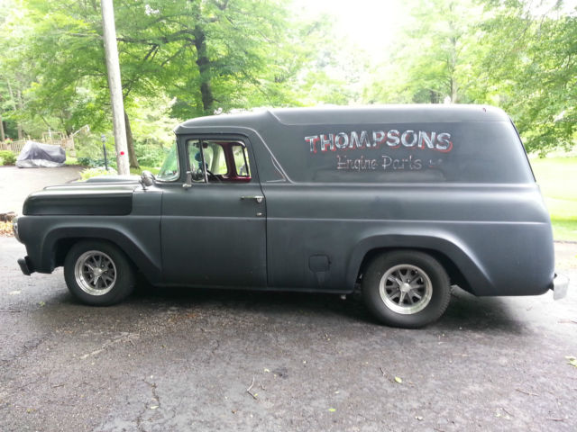 Old Ford Panels : Ford panel truck classic other for sale