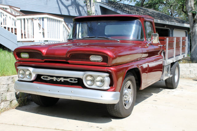 Flatbed Tow Truck >> 1960 GMC Turbo Diesel Truck - Classic GMC Other 1960 for sale