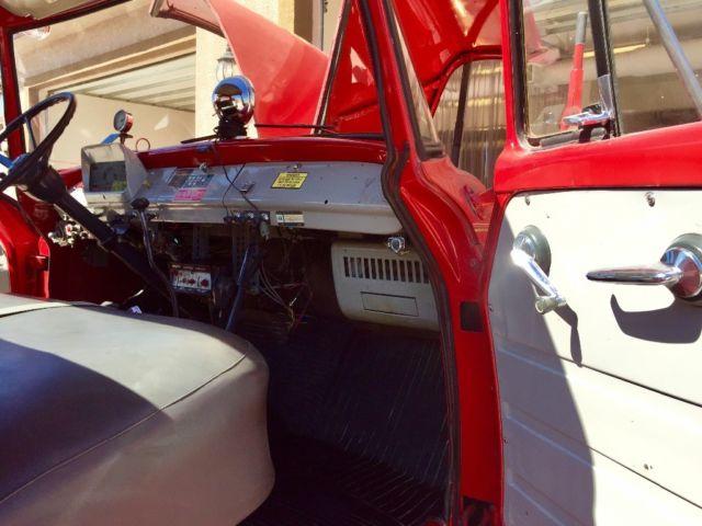 4x4 Van For Sale >> 1960 international BC-180 4X4 POWER WAGON - Classic ...