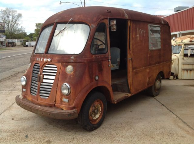 Ice Cream Truck For Sale >> 1960 international ih metro delivery step van rat rod food milk ice cream truck - Classic ...