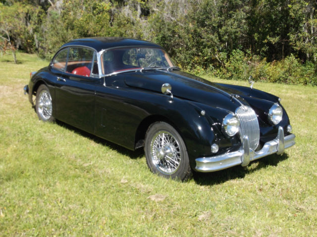 1960 Jaguar XK150 XK150S Coupe Custom Beautiful Race Show