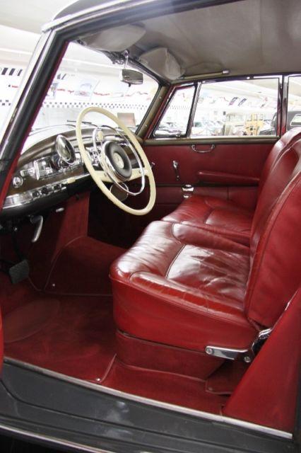 1960 Mercedes Benz 300d Adenauer Saloon Rare Classic
