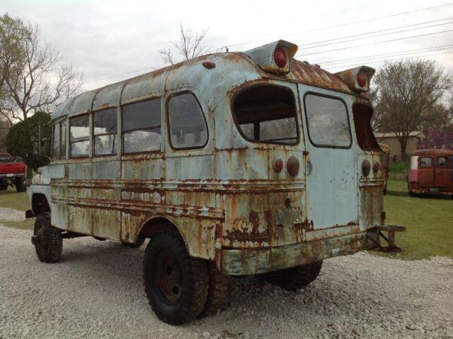 4x4 Short Bus For Sale Autos Post