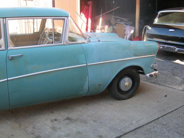 1960 opel rekord 2 door coupe no rust 38 000 miles project for Garage opel nice