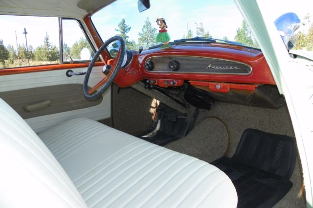 Surf Rack For Car >> 1960 Rambler Station Wagon 2 Door Classic Custom Cruiser ...