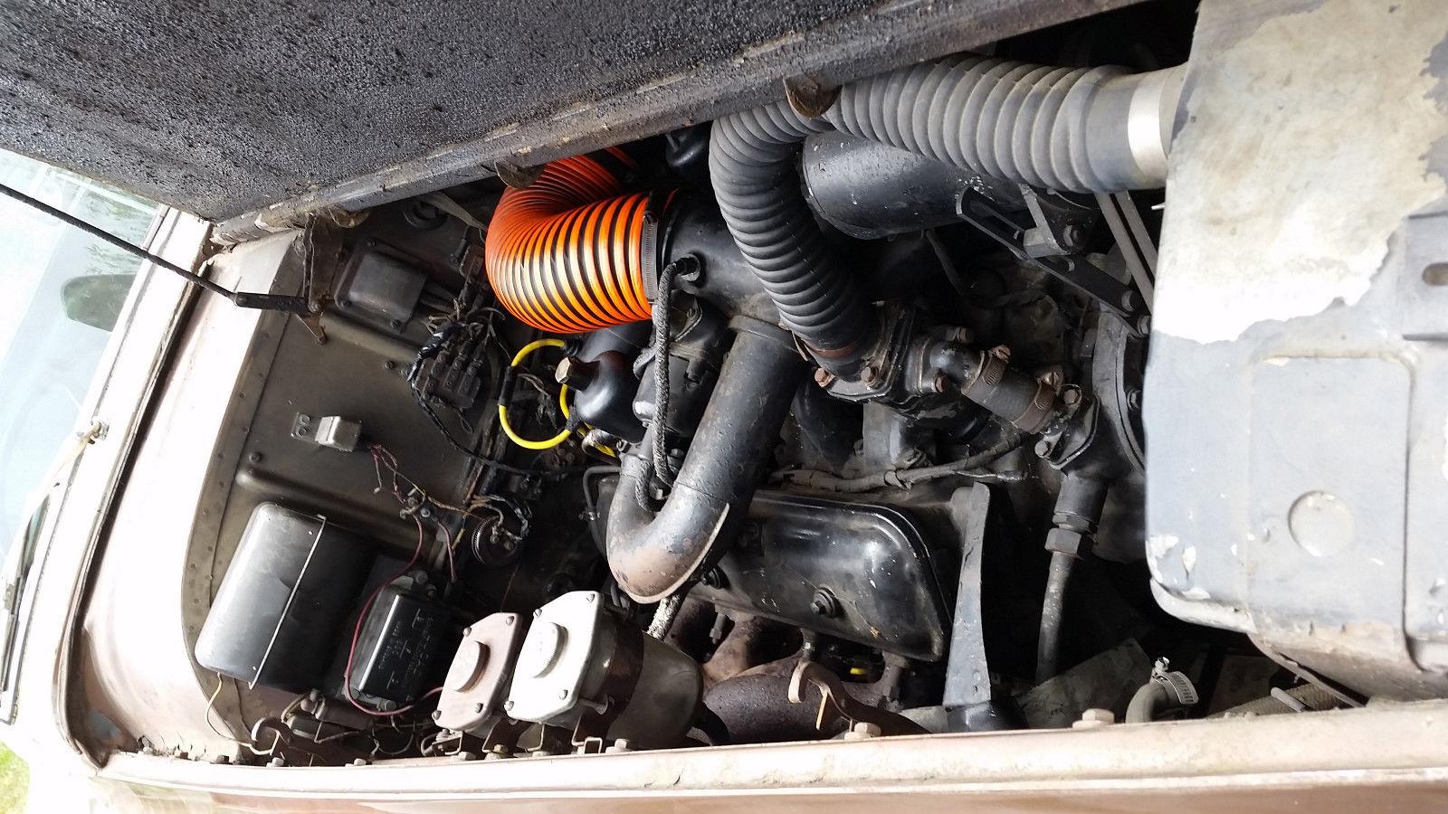 1960 Rolls Royce Silver Cloud Ii Rare Find Sunroof Power Windows Fuel Pump Prevnext