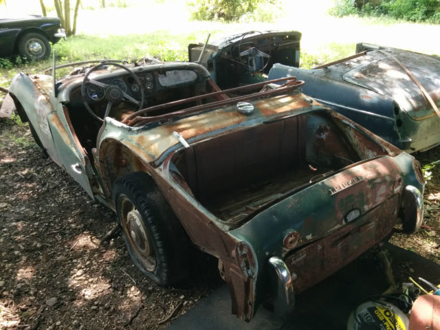 Serious Project, Donor, Race Or Parts