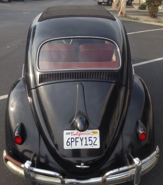 Vw 1600 Beetle For Sale: 1960 VOLKSWAGEN BUG, RAGTOP, VW, SUNROOF,BEETLE, 1959,1961