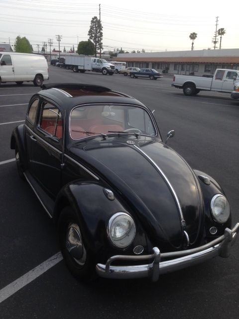 1960 VOLKSWAGEN BUG, RAGTOP, VW, SUNROOF,BEETLE, 1959,1961, OVAL, 1600, SPLIT - Classic ...
