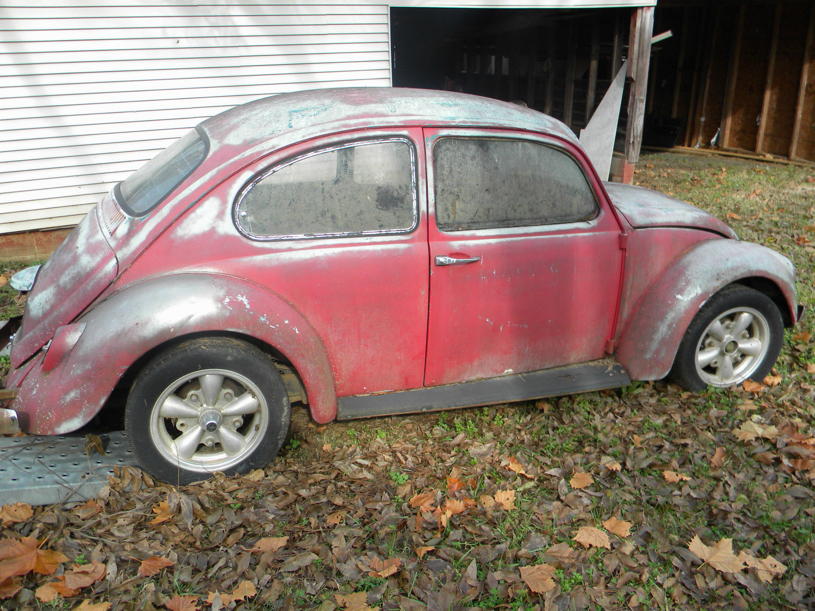 1960s vw beetle for parts or restore classic volkswagen beetle classic 1967 for sale. Black Bedroom Furniture Sets. Home Design Ideas